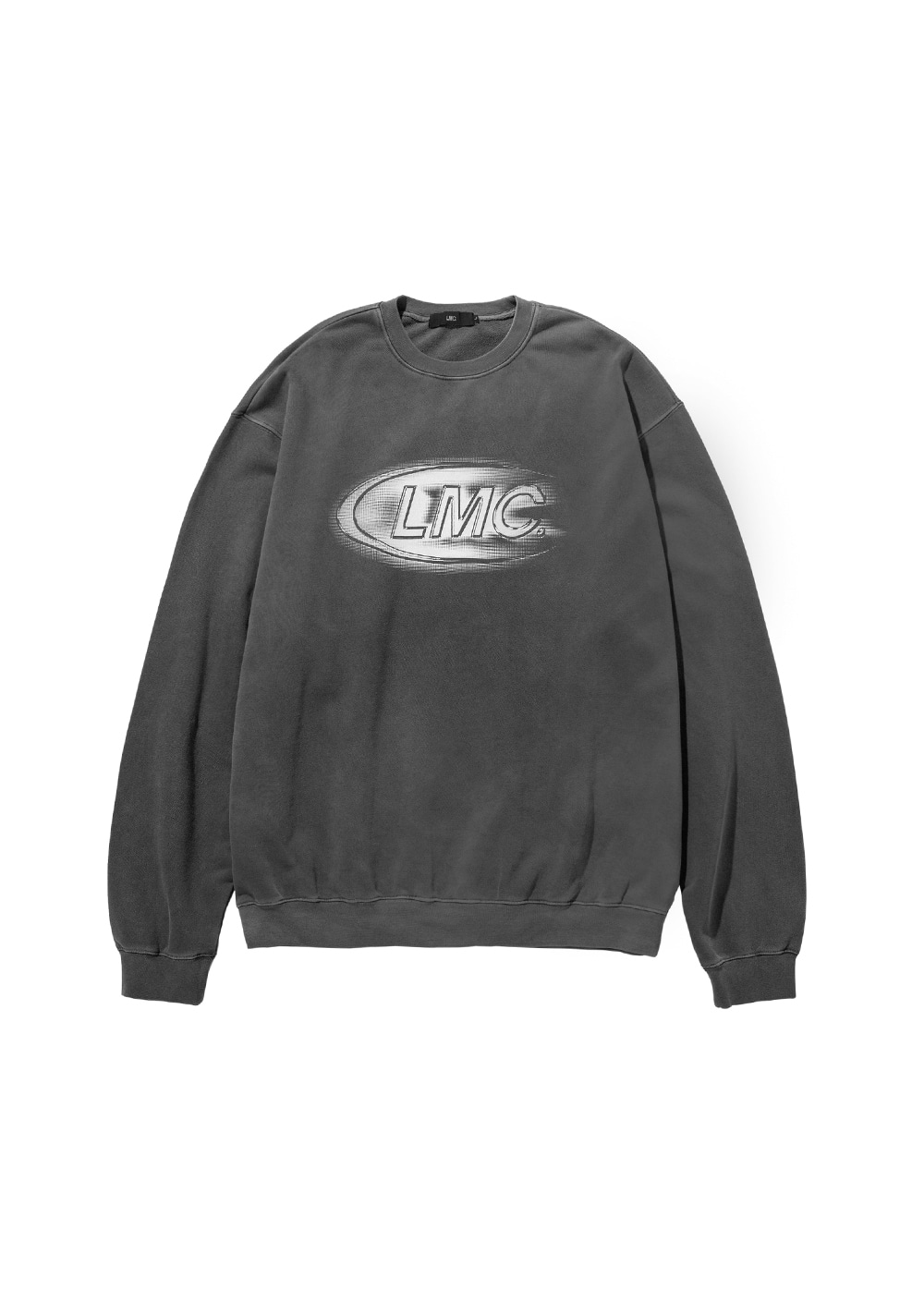 LMC SHINING CO SWEATSHIRT dark gray