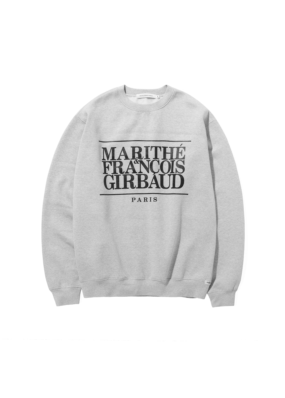 MFG CLASSIC LOGO SWEATSHIRT heather gray