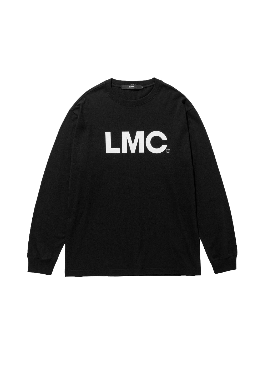 LMC OG LONG SLV TEE black
