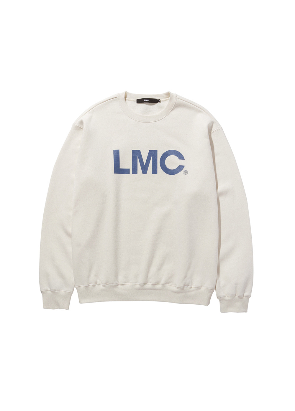 LMC OG WHEEL SWEATSHIRT cream